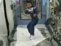 Guy Having Fun in Space